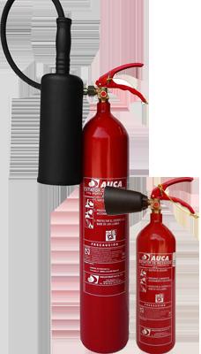 La importancia de un extintor en casa