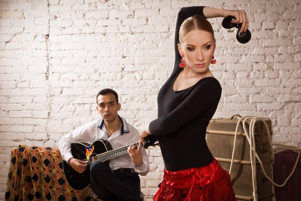 ¿Sabías que bailando flamenco estás contribuyendo a la liberación de endorfinas?