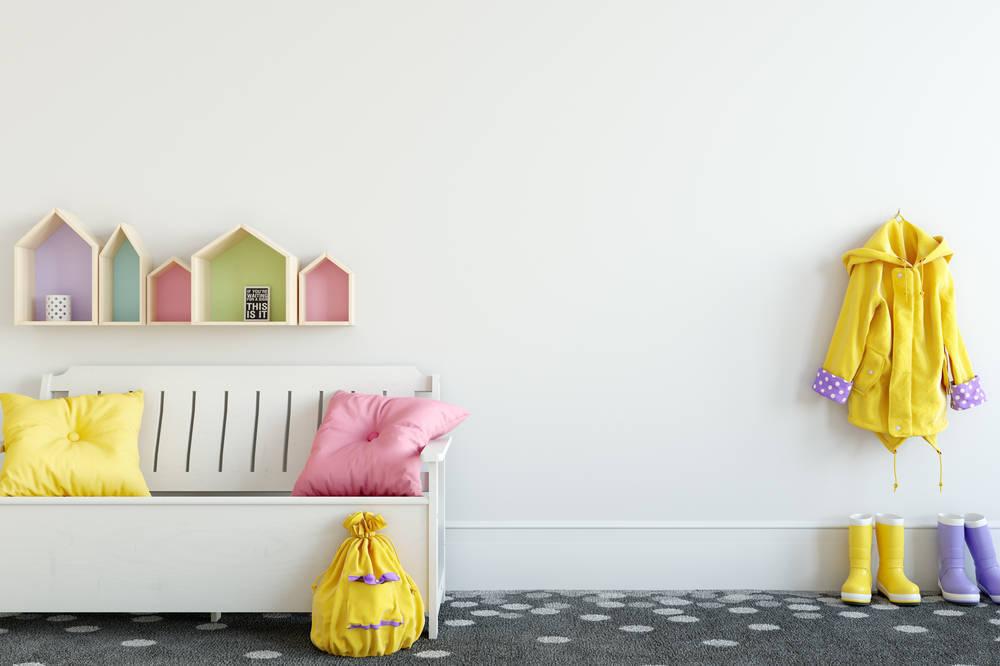 Consejos para el mobiliario de una habitación infantil
