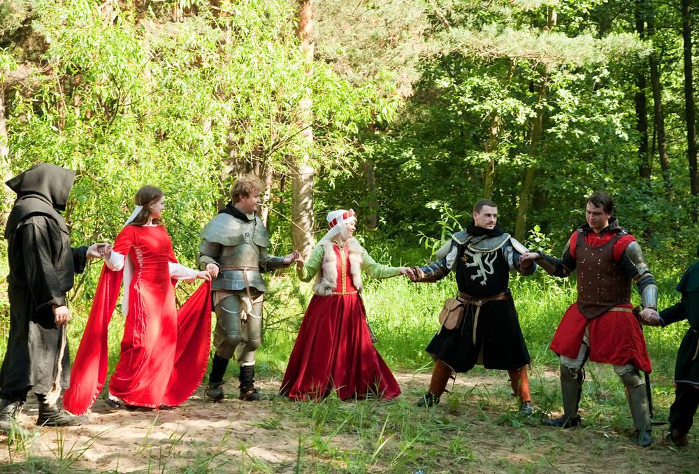 Consejos para elegir disfraces medievales