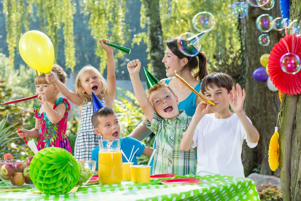 ¿Qué debemos saber sobre los cumpleaños infantiles?