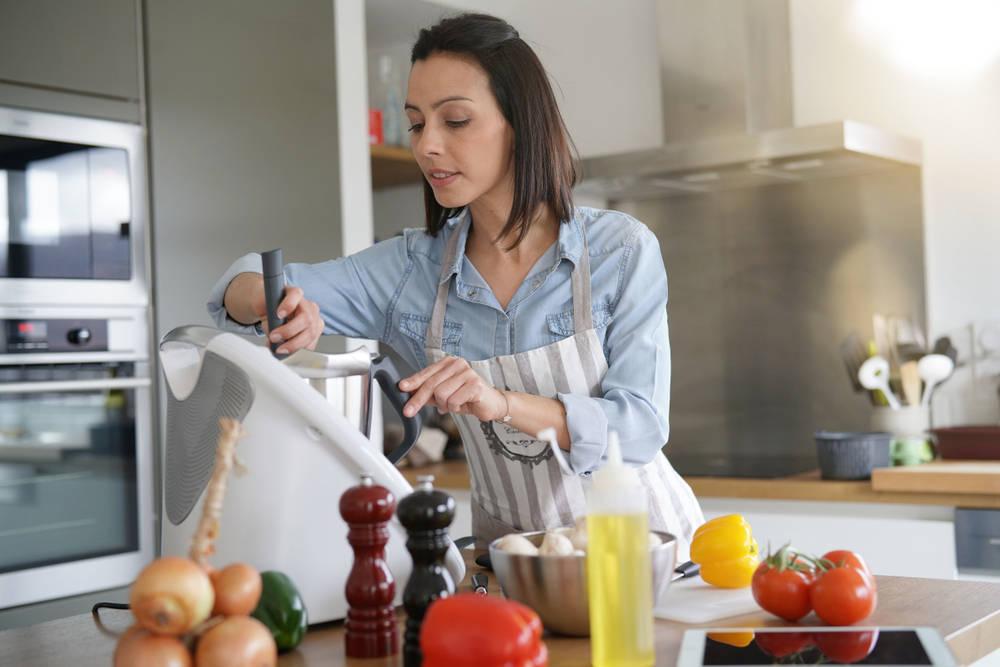 """Un robot de cocina, el mejor regalo para los/as """"cocinillas"""""""
