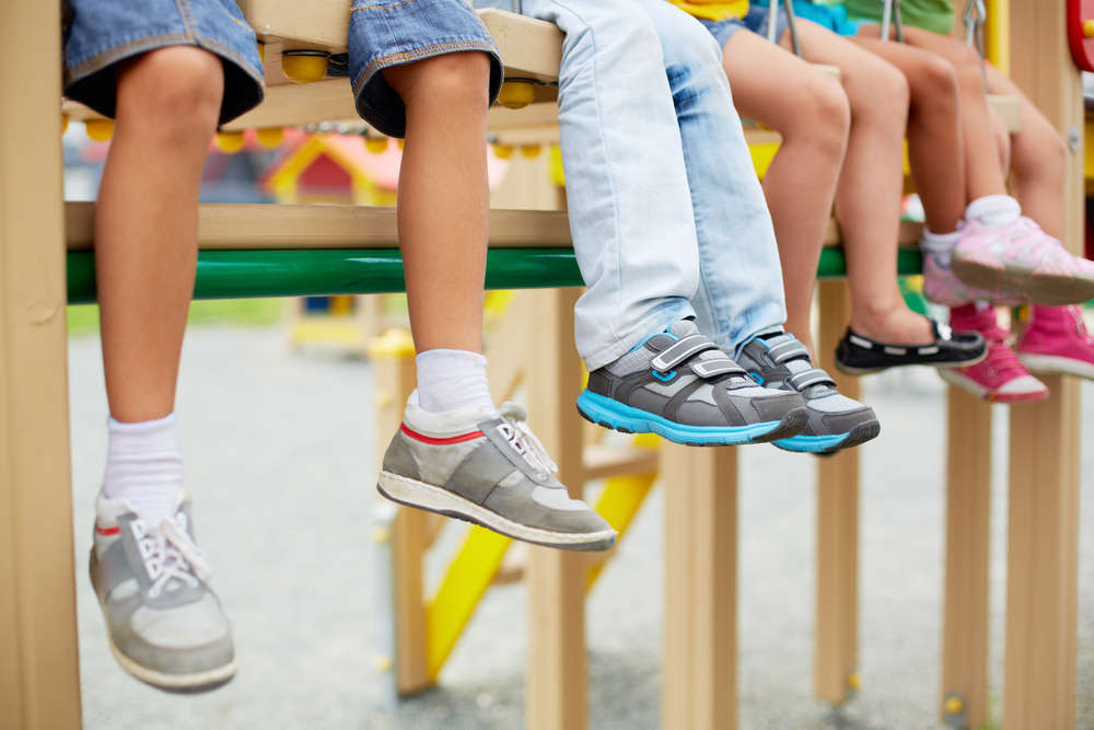 Consejos para elegir el calzado infantil