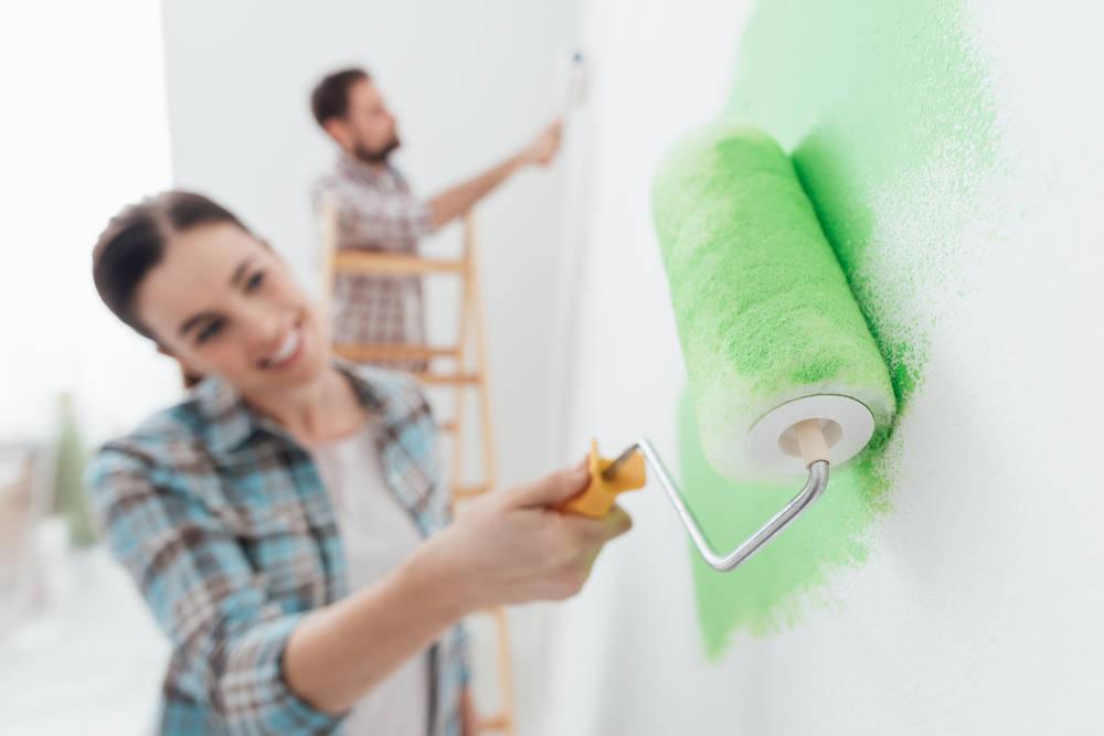 Consejos si vas a pintar en tu casa